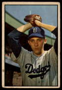1953 Bowman Color #14 Billy Loes VG Very Good