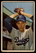 1953 Bowman Color #14 Billy Loes G/VG Good/Very Good