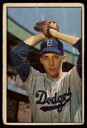 1953 Bowman Color #14 Billy Loes G Good
