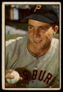1953 Bowman Color #16 Bob Friend VG Very Good