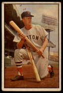 1953 Bowman Color #25 Hoot Evers VG Very Good