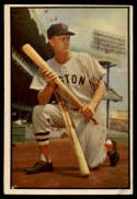 1953 Bowman Color #25 Hoot Evers VG/EX Very Good/Excellent