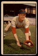 1953 Bowman Color #26 Roy McMillan G Good