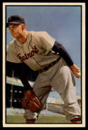 1953 Bowman Color #72 Ted Gray VG Very Good