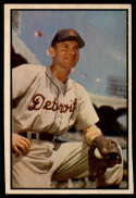 1953 Bowman Color #91 Steve Souchock EX Excellent