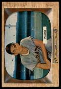 1955 Bowman #27 Preston Ward G Good