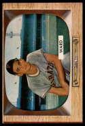 1955 Bowman #27 Preston Ward VG/EX Very Good/Excellent