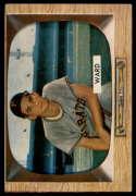 1955 Bowman #27 Preston Ward VG Very Good