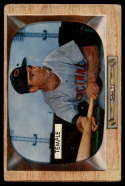 1955 Bowman #31 Johnny Temple G Good