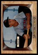 1955 Bowman #31 Johnny Temple G Good RC Rookie
