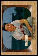 1955 Bowman #31 Johnny Temple EX Excellent RC Rookie