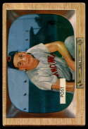 1955 Bowman #32 Wally Post  G/VG Good/Very Good