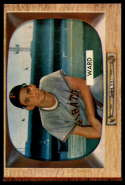 1955 Bowman #32 Wally Post VG Very Good