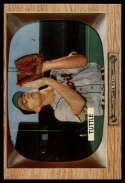 1955 Bowman #35 Bill Tuttle VG/EX Very Good/Excellent RC Rookie