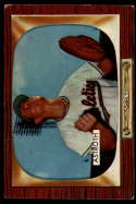 1955 Bowman #119 Joe Astroth VG Very Good