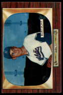 1955 Bowman #120 Ed Burtschy VG Very Good RC Rookie