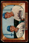 1955 Bowman #139 Bobby Shantz/Billy Shantz P Poor