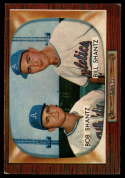 1955 Bowman #139 Bobby Shantz/Billy Shantz VG Very Good