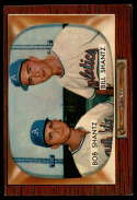 1955 Bowman #139 Bobby Shantz/Billy Shantz EX/NM