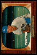 1955 Bowman #140 Bobby Shantz VG Very Good