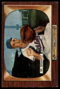 1955 Bowman #175 Billy Shantz VG Very Good RC Rookie