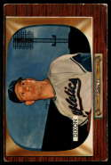 1955 Bowman #211 Sonny Dixon G/VG Good/Very Good RC Rookie