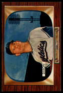 1955 Bowman #211 Sonny Dixon EX/NM RC Rookie