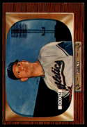 1955 Bowman #211 Sonny Dixon EX Excellent RC Rookie