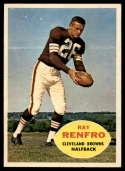 1960 Topps #26 Ray Renfro P Poor