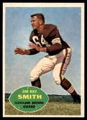 1960 Topps #28 Jim Ray Smith NM Near Mint