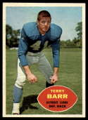 1960 Topps #47 Terry Barr EX/NM