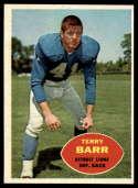 1960 Topps #47 Terry Barr NM Near Mint