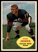1960 Topps #17 Stan Jones NM Near Mint