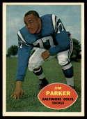 1960 Topps #5 Jim Parker NM Near Mint