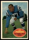 1960 Topps #5 Jim Parker EX/NM
