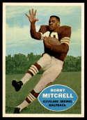 1960 Topps #25 Bobby Mitchell EX/NM