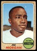 1968 Topps #144 Joe Morgan G Good