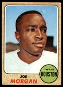 1968 Topps #144 Joe Morgan G/VG Good/Very Good