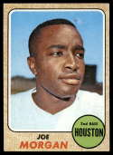 1968 Topps #144 Joe Morgan EX Excellent