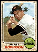 1968 Topps #20 Brooks Robinson VG Very Good