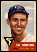 1953 Topps #5 Joe Dobson VG Very Good