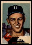 1953 Topps #14 Clem Labine DP P Poor