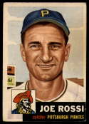1953 Topps #74 Joe Rossi VG Very Good