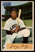 1954 Bowman #84 Larry Doby VG Very Good