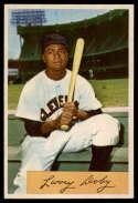 1954 Bowman #84 Larry Doby EX++ Excellent++