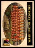 1958 Topps #27 Redskins Team NM Near Mint