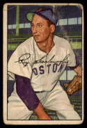 1952 Bowman #140 Ray Scarborough G/VG Good/Very Good