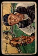 1952 Bowman #180 Ed Fitz Gerald P Poor