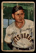 1952 Bowman #171 Mel Queen G Good
