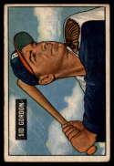 1951 Bowman #19 Sid Gordon VG Very Good